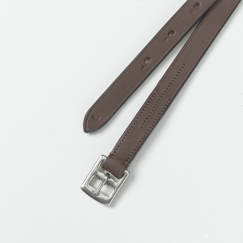 Stirrup Leathers English Small