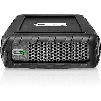 Glyph Blackbox Pro 2 TB 7200 RPM USB-C 3.1 Hard Disk Drive - Black