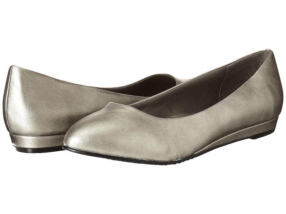 Soft Style Darlene (Dark Pewter Leather) Women