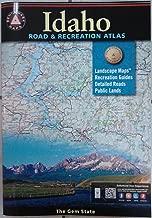 Idaho Road & Recreation Atlas (3rd Edition, Revised)