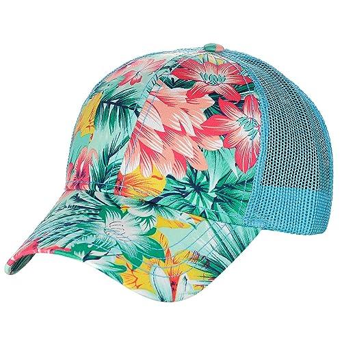 da1882d89 Floral Baseball Cap: Amazon.com