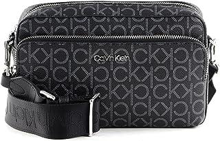 Calvin Klein CK Must Camera Bag Black Mono
