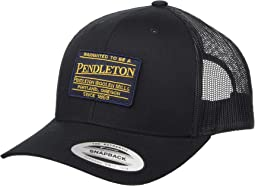 Large Patch Trucker Hat