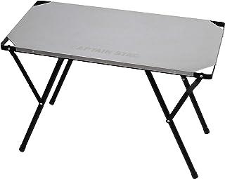 (キャプテンスタッグ) CAPTAIN STAG 2WAY ステンレスサイドテーブル 60×30