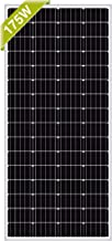 Newpowa 175W 175 Watt 12V Moncrystalline Solar Panel High Efficiency Mono Module