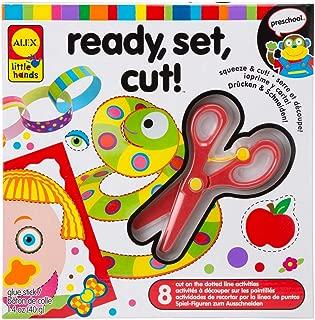 Alex Discover Ready, Set, Cut Kids Art and Craft Activity