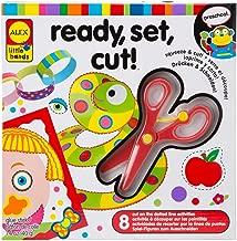 Alex Discover Ready, Set, Cut