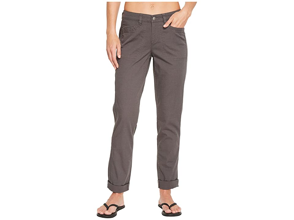 The North Face Boulder Stretch Pants (Graphite Grey) Women