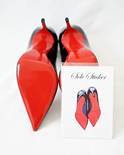 Sole Sticker - Crystal Clear 3M Sole Protector for Christian Louboutin Heels