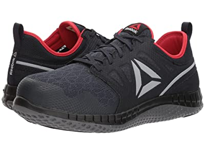Reebok Work Zprint Work (Navy/Red/Grey) Men