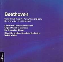 Beethoven: Triple Concerto / Symphony No. 10