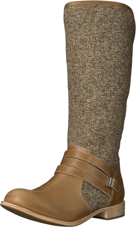 Caterpillar Womens Sabrina Wool Boot