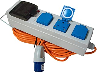 Maypole MP3765 Mobile Mains Power Unit, 230 V, 10 A