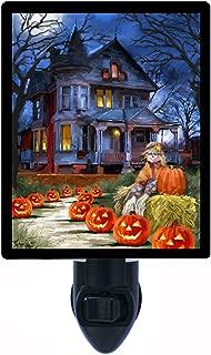 Halloween Night Light, Spooky House, Haunted House