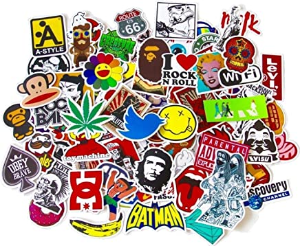 StickerFactory (Lot de 100 Lo …