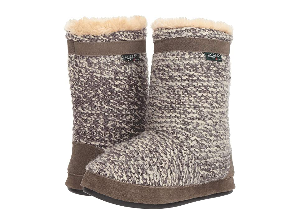 Woolrich Whitecap Knit Boot (Warm Neutral) Women