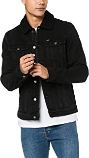 Riders by Lee Men's Denim Sherpa Jacket