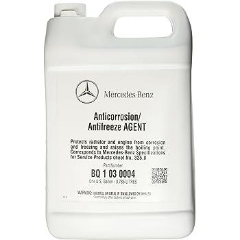 Mercedes Benz Engine Coolant/Antifreeze (1 Gallon) (Blue Color)