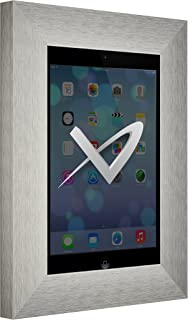 VidaMount iPad Mini 4 & 5 Wall Frame - Brushed German Silver