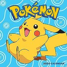 Pokémon 2020 Wall Calendar