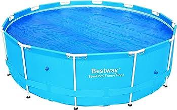 Bestway® Lona de Cubierta Solar para la Piscina de Estructura Steel Pro™ con 366 cm de diámetro, 58242