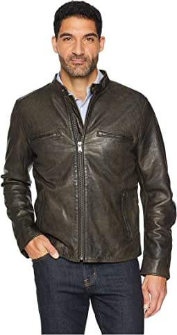 Leather Bonneville Jacket