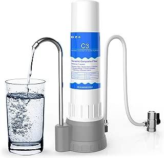 Best apex countertop drinking water filter installation Reviews