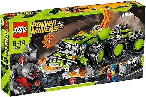 garantía de crédito LEGO Power Miners 8708 8708 8708  a la venta