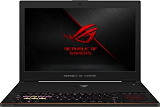 ROG Zephyrus GX501 (8th-Gen) 15.6in Ultra Slim Gaming Laptop, 144Hz IPS-Type G-SYNC Panel, GTX 1080 8GB, Intel Core i7-8750H 512GB PCIe SSD, 16GB DDR4 (Renewed)