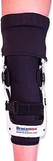 Bracesox Knee Brace Undersleeve - Cotton/Lycra - Medium