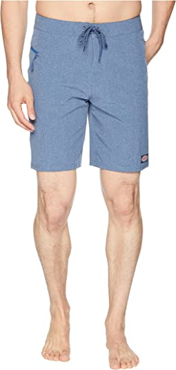 Heather Stretch Boardshorts