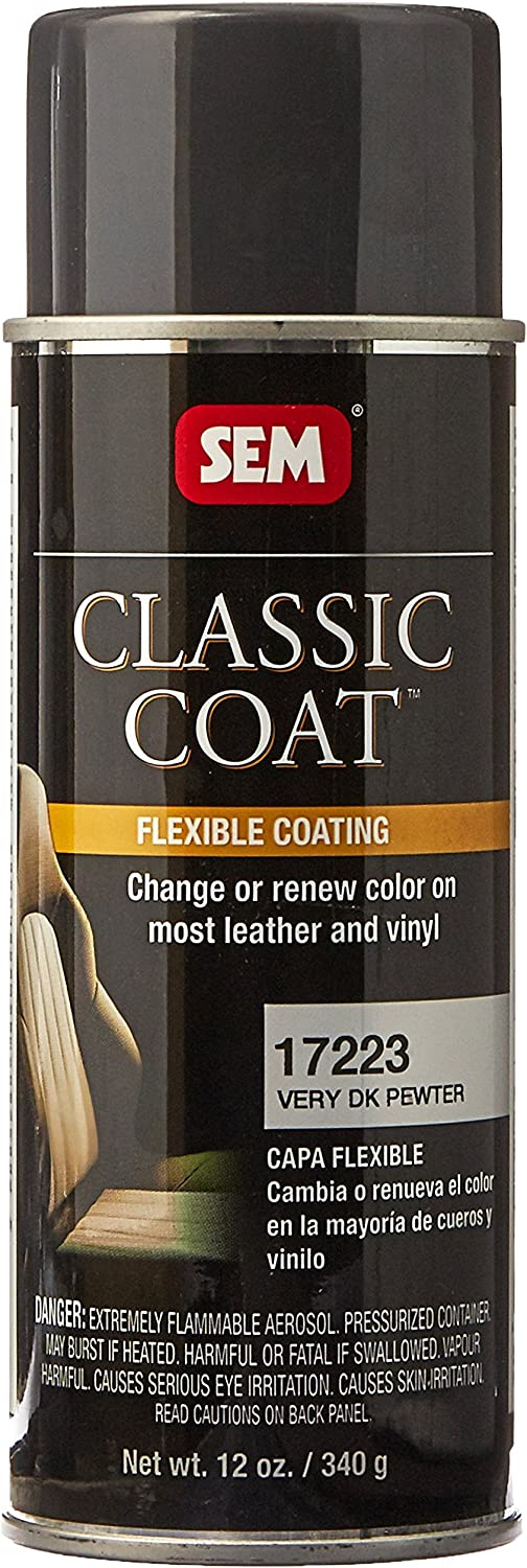 SEM 17223 Very Dark Year-end gift Pewter Coat oz. Classic - 12 sold out