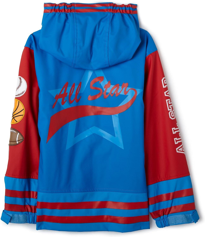 Stephen Joseph Little Boys' Sports Rain Coat