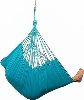 XXL Hammock Chair Swing by Hammock Sky – for Patio, Porch, Bedroom, Backyard,..