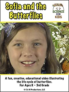 Sofia and the Butterflies