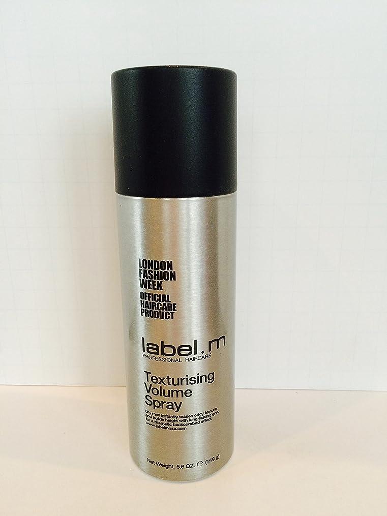 オペレーター汚れるコマースLabel.m Label.Mテクスチャーボリュームスプレー200ML