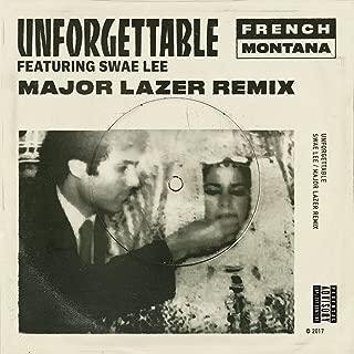 Unforgettable (Major Lazer Remix) [Explicit]
