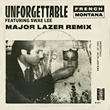 Unforgettable (Major Lazer Remix) [Explicit]