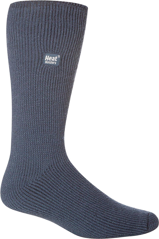 Heat Holders - Mens Winter Warm Thick Bigfoot Thermal Crew Socks Size 13-15 US