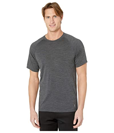 Smartwool Merino 150 Baselayer Short Sleeve (Iron Heather) Men