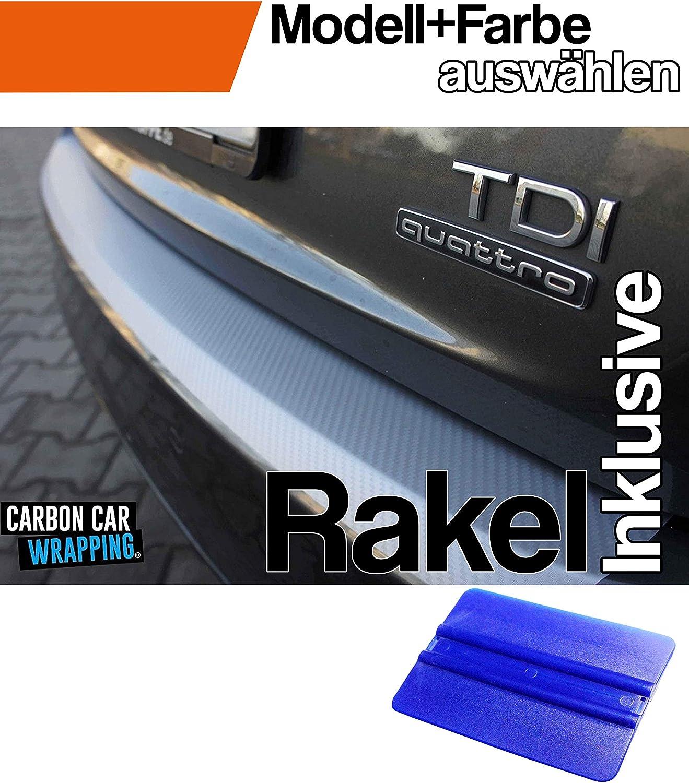 Logan 2 Mcv Ladekantenschutz Lackschutzfolie Mit Profi Rakel Von Wizuals Mit Profi Rakel In 3d Carbon Schwarz Auto