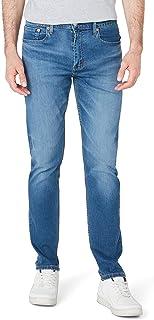 Levi's Erkek Düz Kesim Kot Pantolon 512 SLIM TAPER FIT KIWI OVERT MID COOL, Mavi, W56 (Üretici Ölçüsü 32)