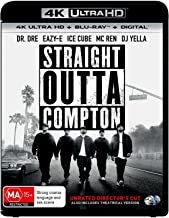 Straight Outta Compton [Director'S Cut] (4K Ultra HD + Blu-ray + Digital)