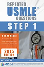 Repeated USMLE Questions: USMLE Prep (Step 1)