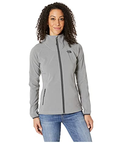 The North Face Apex Nimble Jacket (TNF Medium Grey Heather/TNF Medium Grey Heather) Women