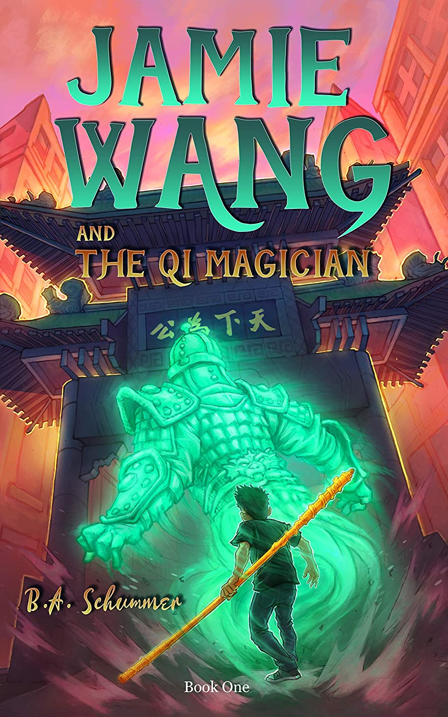 極めてアンビエントコインランドリーJamie Wang And The Qi Magician (A Magic Fantasy Adventure Book Series) (Yaoguai Saga 1) (English Edition)