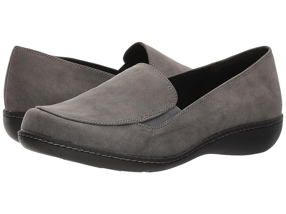 Soft Style Jaylene (Dark Grey Nubuck) Women
