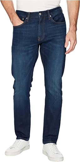 Athletic Taper Fit Jeans in Austin Dark Blue