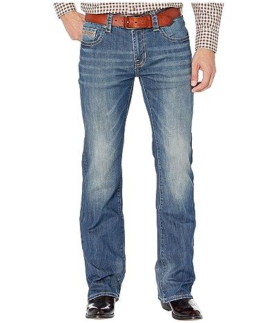 Rock and Roll Cowboy Reflex Pistol Bootcut in Medium Wash M0P2358 (Medium Wash) Men