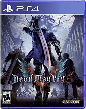 Devil May Cry 5 Standard Edition for PS4